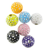 Bright Dot Beads - 10mm